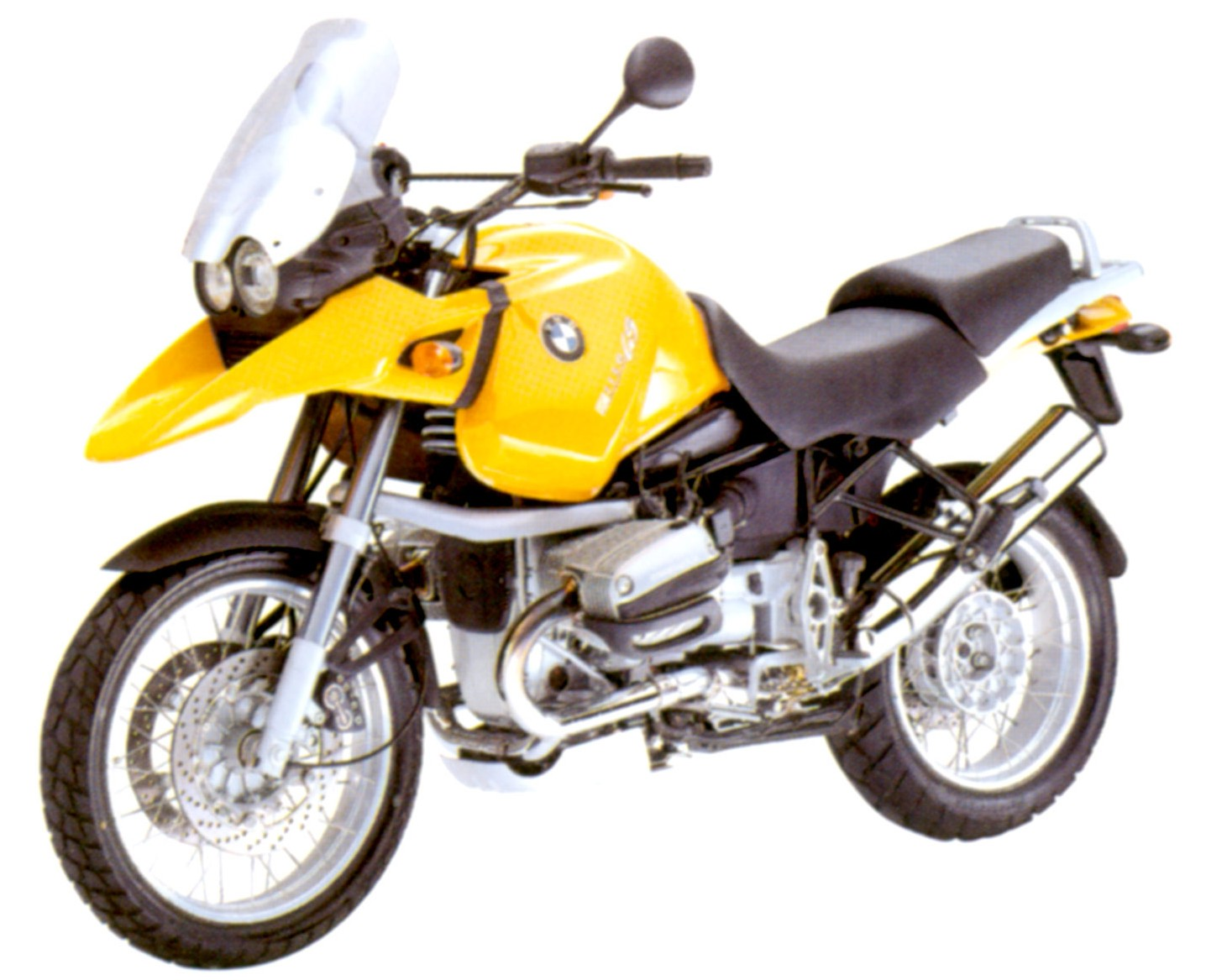 BMW R 1150GS technical specifications